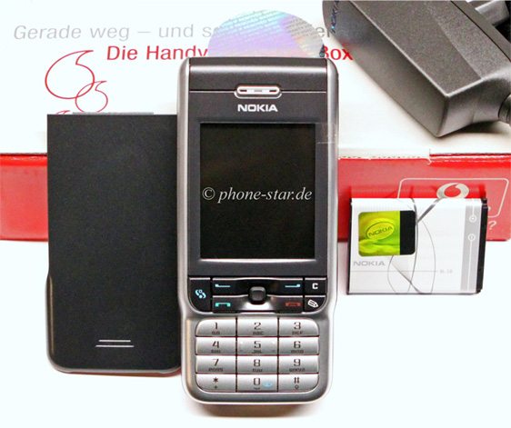 original nokia 3230 rm 51 smartphone multimedia handy wap. Black Bedroom Furniture Sets. Home Design Ideas