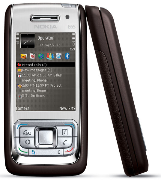 nokia e65 slider handy smartphone unlocked bluetooth. Black Bedroom Furniture Sets. Home Design Ideas