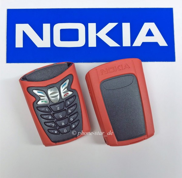 ORIGINAL NOKIA 5210 OUTDOOR B-SHELL UNTERSCHALE REAR COVER HOUSING FASCIA NEU