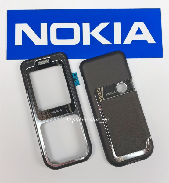 ORIGINAL NOKIA 7360 A+C COVER OBERSCHALE FRONT BACK HOUSING FASCIA NEU NEW-Copy
