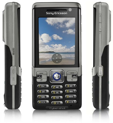 SONY ERICSSSON C702 OUTDOOR TASTEN-HANDY MOBILE PHONE BLUETOOTH KAMERA WIE NEU