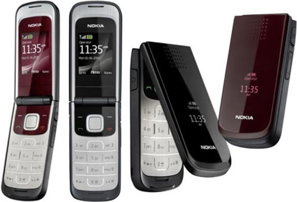 NOKIA 2720 FOLD KLAPP-HANDY QUAD-BAND PHONE GPRS BLUETOOTH KAMERA MP3 WIE NEU