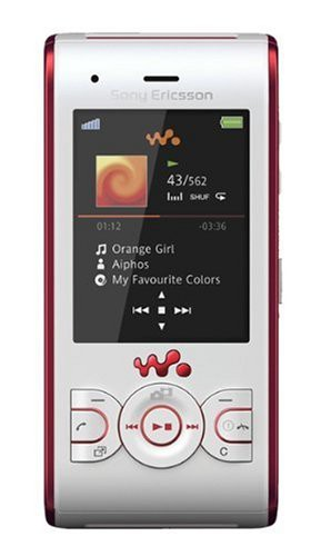 Sony Ericsson W595 Slider-Handy (Bluetooth, 3.2MP Kamera, MP3 Walkman, UKW-Radio, Tasten) Wie Neu
