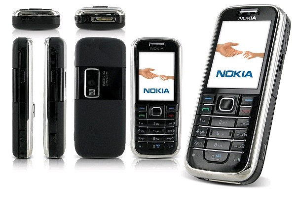 NOKIA 6233 TASTEN-HANDY MOBILE PHONE TRIBAND BLUETOOTH UMTS KAMERA MP3 WIE NEU