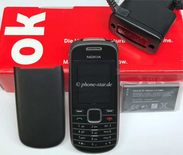 ORIGINAL NOKIA 1661 RH-122 HANDY KLEIN DUALBAND UNLOCKED MOBILE PHONE NEU NEW